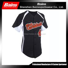 2015 sport Jerseys All Teams players custom dye sublimation baseball jerseys/sublimated baseball jersey/baseball jersey pattern