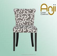 Best design Accent Chiar wood fabric Living Room Furniture
