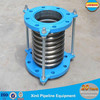 6 inch pipe flange type expansion joint compensator for exaust plumbing made in China