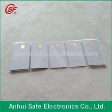 inkjet programmable Pvc visa card chinese chip card factory