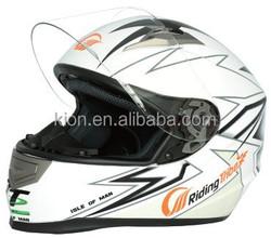 high ABS quality full face helmet, motorcycle helmet