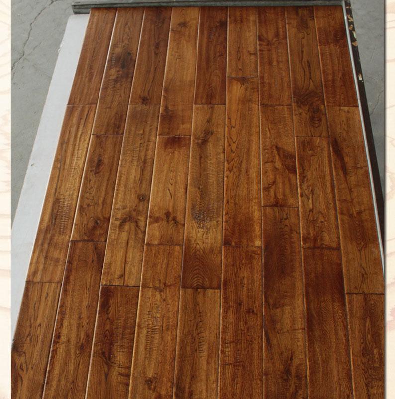 회색 오크 마루 및 회색 오크 나무 바닥( 휘트니)-목재 바닥재 ...