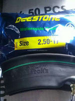deestone motorcycle tire tube 2.50-17 WITH venezuela tube tire
