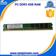 Non-ECC 1333Mhz PC-10600 ddr3 4gb computer memory