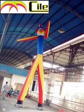CILE 2015 mini inflatable sky air dancer dancing man