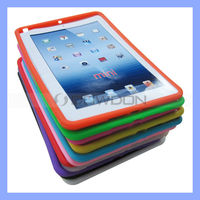 Silicone Slim Protector for iPad Mini Pure Case