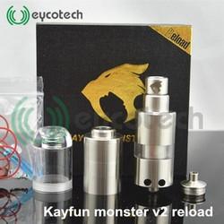Eycotech Factory supply rda atomizer hell boy & mini kayfun 2.1/kayfun monster v2 Reload