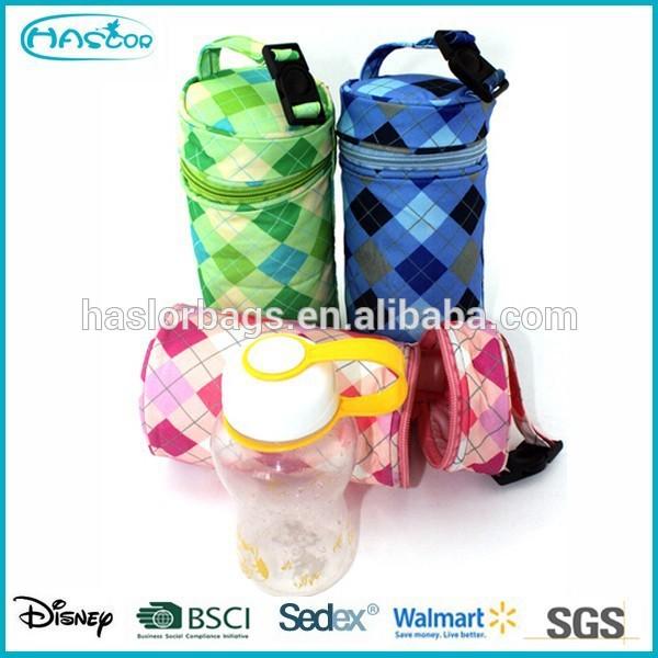 1.5l bottle wine cooler bag for wholesale, lunch bag keep food hot