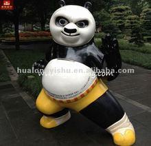 1.8M high Movie star KungFu Panda