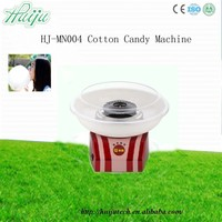 full automatic electrical mini cotton candy making machine for sale