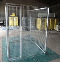 portable dog runs /pet enclosure /dog fence panel /dog kennel panel direct factory