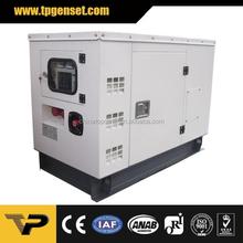 durable silent generator diesel set different engines for choose