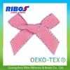 Professional Dog Grooming Bow Satin Ribbon Elastic Ribbon Band Heart Resin Grosgrain Hair Bows