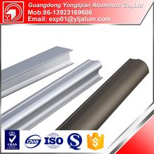 Fabricant fiable YLJ supply meublé presse en alliage d'aluminium pour magnifique armoire