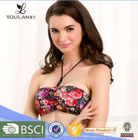 Manufacturer Beautiful Sexy Girl Strap Breast Care Bra Big Size Young Ladies Sexy Bra