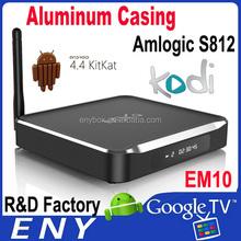 kodi helix14.2, MXQ m10 Amlogic S812, quad core 4K smart tv box