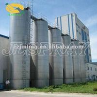 production of milk powder
