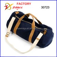 16oz canvas military duffle bag with printing logo zoyee