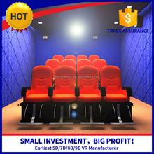 Factory Offer 7D/8D/Xd Cinema Big Gun Shooting 7D Cinema On Sale