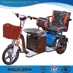 electric tricycle battery three wheel motor tricycle for passenger