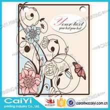 The secret garden metal crafts tin painting sign for gift and collection