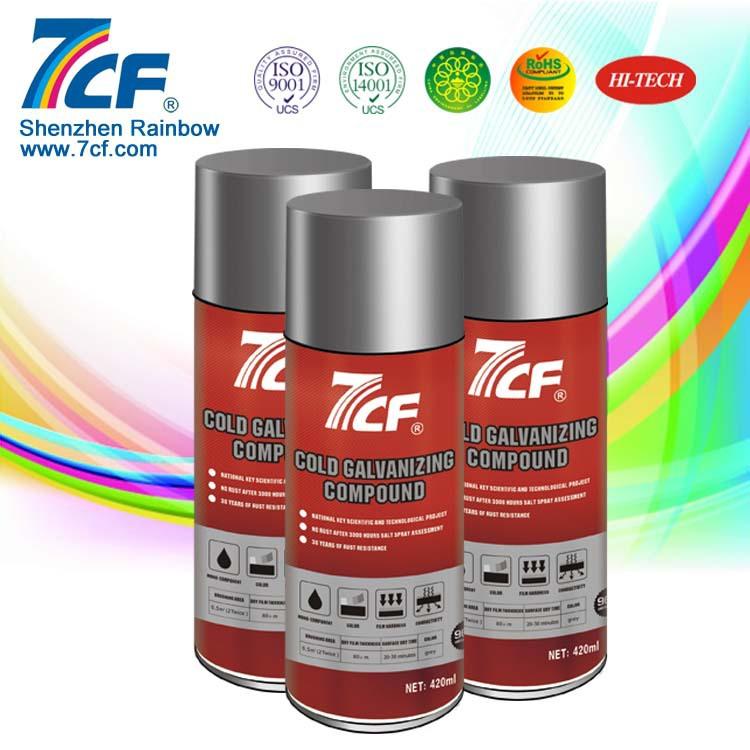 A rosol de zinc peinture rev tements architecturaux id de produit 961385115 for Peinture couleur zinc