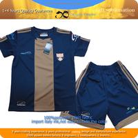 Custom Sublimation sports wear/soccer shirt/soccer jersey for youth,children,kids