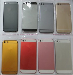 Custom Back Cover Housing for Apple iPhone 6 Mini 5s look like 6 innovative personalized backcover