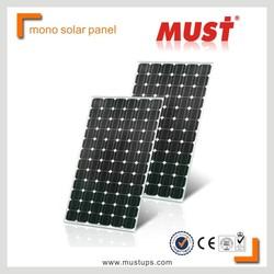 CE/IEC/TUV/UL Certificate Flexible 150 Watt Solar Panel