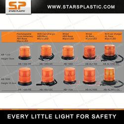 AB-1650 & AB-1350 series emergency vehicle warning lights