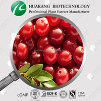 full of 25% Anthocyanidins cranberry P.E., cranberry powder,Cranberry extract