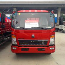Sinotruk HOWO 4*2 one and half row light truck 8000kg