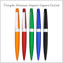 Newest design environmental promotional school ballpoint pen
