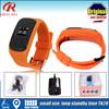 SOS Watch Phone waterproof wristband watch gps tracker with sim