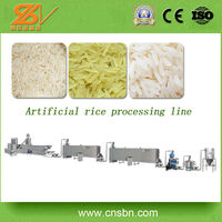 Flexible and Negotiable Extruded Rice Processing Line/Artificial Rice Making Machines