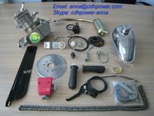 Chromed Skyhawk Kit/super motor para bicicleta
