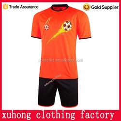 cheap plain soccer jerseys polyester dri fit quick dry fabric