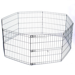 Wholesale High Quality Large Dog Cage Metal Pet Play Kennel