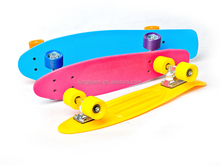 JOY BOLD Long Board,Complete 7 Ply Canadian Maple Skateboard(OEM Available)
