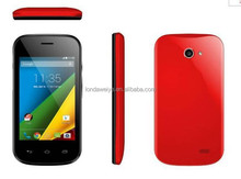 24USD 3G android mobile phone made in china SC7715 1.3GMHZ EDGE/GSM 3.5'' mini smartphone