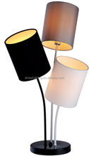 2015 new design Modern contracted artistic group table lamp