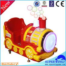 [Wonderful rides!!!] electric road train