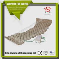 PVC material medical air mattress inflatable ripple mattress