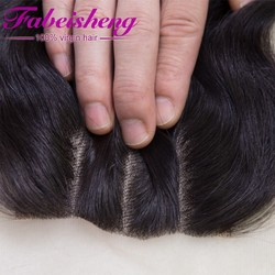 Three Parting Brazilian Lace Frontal Closure 13x4 Ear To Ear Lace Frontal