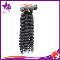 Full cuticle donor top grade unprocessed virgin indian remy hair extension