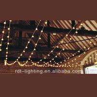 Hot selling Wholesales New design customized 60mm DMX RGB LED Festoon Lighting