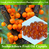 Seabuckthorn fruit oil capsule protect gastrointestinal cancer to reduce blood sugar