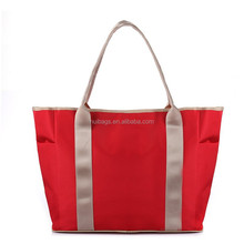 Waterproof Shopping Bags Plain Color For Printing Selling