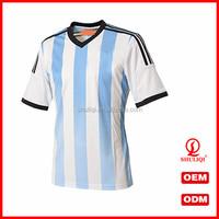 Customized dri fit soccer jerseys grace football shirt maker