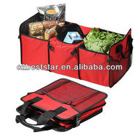 Car and Truck Organizer bag with cooler